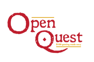 OpenQuest Logo by John Ossosway
