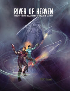 River of Heaven Refreshed - Web